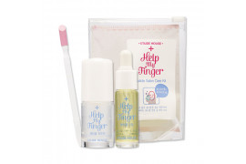 W-[ETUDE HOUSE] Help My Finger Cuticle Salon Care Kit - 1pack (3item) x 10ea