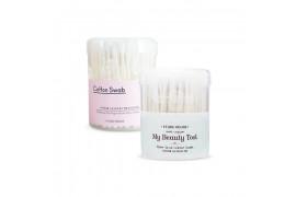 W-[ETUDE HOUSE] My beauty Tool Paper Stick Cotton Swabs - 1pack (150pcs) x 10ea