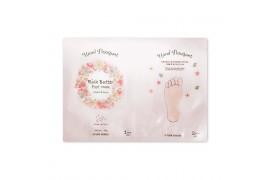 W-[ETUDE HOUSE] Hand Bouquet Rich Butter Foot Mask - 1pcs x 10ea