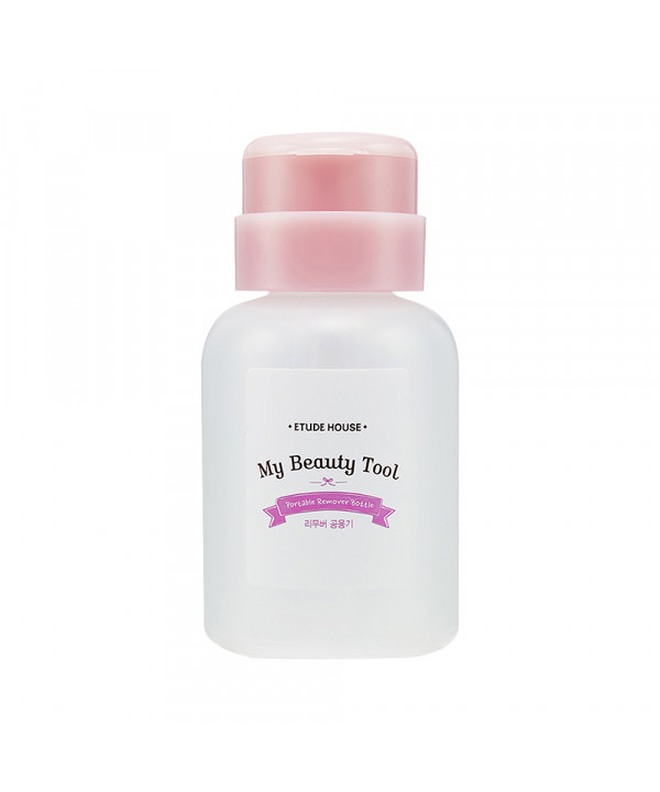 [ETUDE HOUSE] My Beauty Tool Pumping Remover Bottle - 1pcs