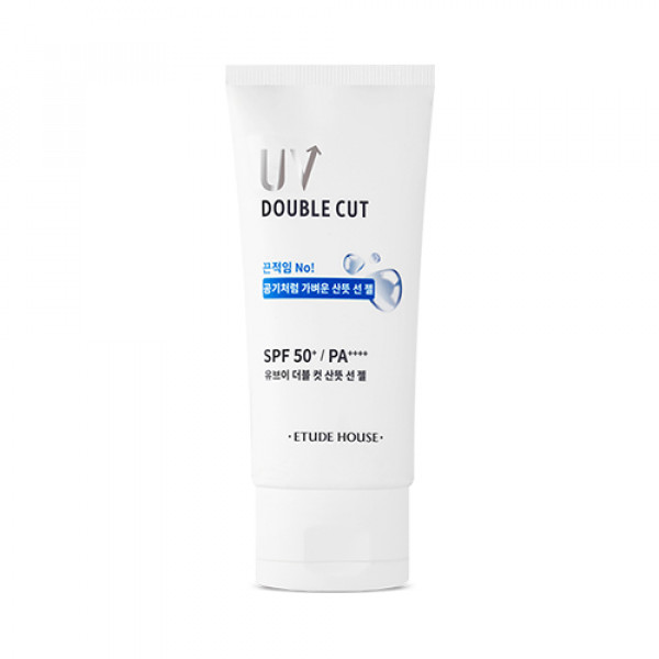 [ETUDE HOUSE_45% SALE] UV Double Cut Fresh Sun Gel - 50ml (SPF50+ PA++++)