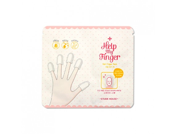 [ETUDE HOUSE] Help My Finger Nail Finger Pack - 1pcs