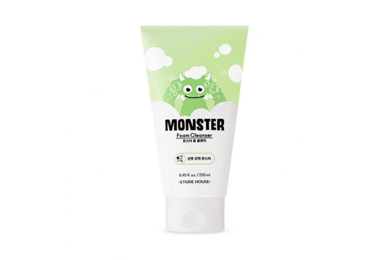 [ETUDE HOUSE] Monster Foam Cleanser - 250ml