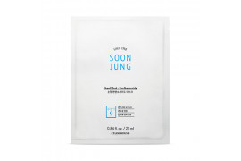 [ETUDE HOUSE] Soon Jung Panthensoside Sheet Mask - 1pcs