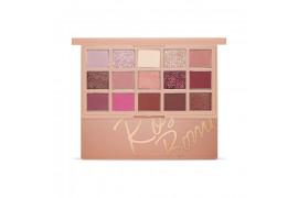 [ETUDE HOUSE] Play Color Eye Palette - 14.7g No.Rose Bomb