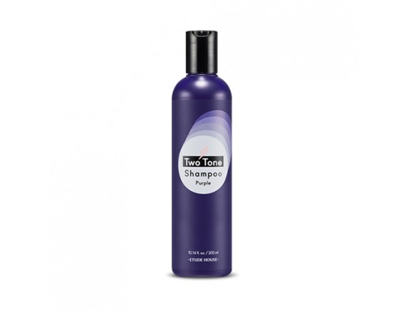 [ETUDE HOUSE] Two Tone Purple Shampoo - 300ml