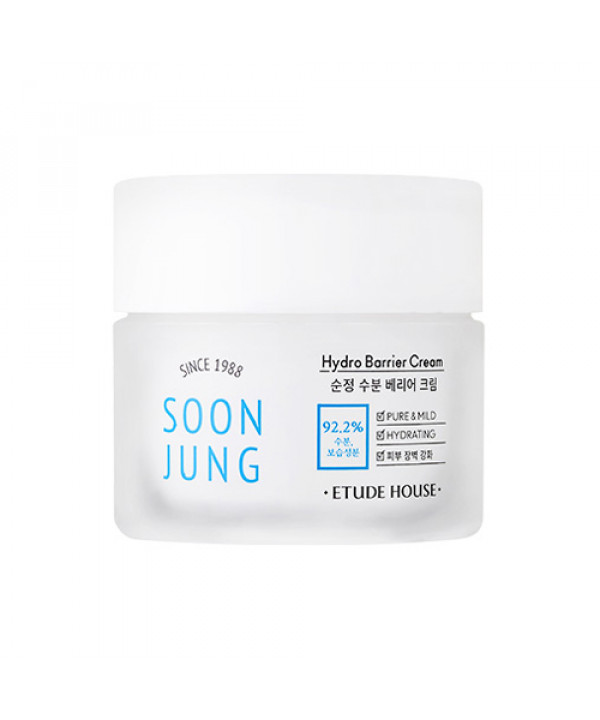 [ETUDE HOUSE] Soonjung Hydro Barrier Cream - 75ml