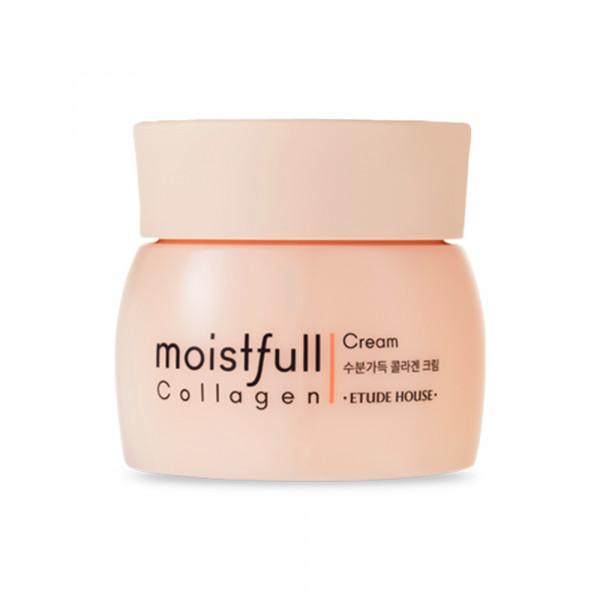 [ETUDE HOUSE] Moistfull Collagen Cream (2019) - 75ml