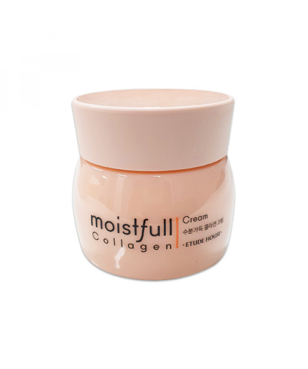 [ETUDE HOUSE_LIMITED] Moistfull Collagen Cream (2019) - 75ml(Flawed Box)