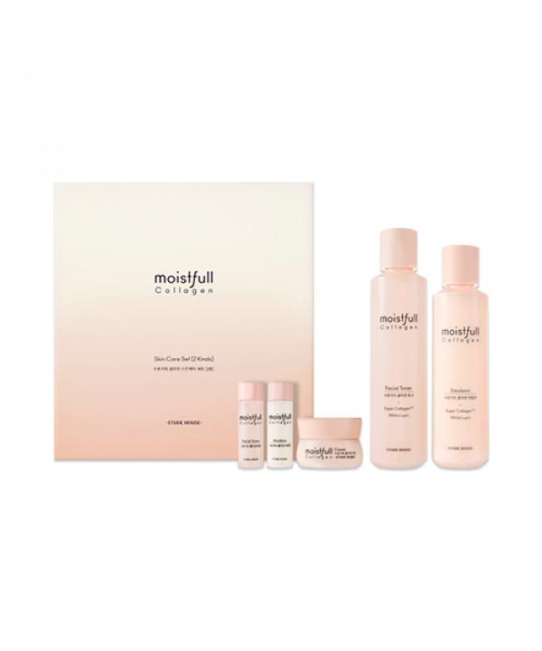 [ETUDE HOUSE] Moistfull Collagen Skin Care Set - 1pack (5items)