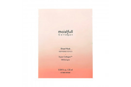W-[ETUDE HOUSE] Moistfull Collagen Deep Sheet Mask - 1pcs x 10ea