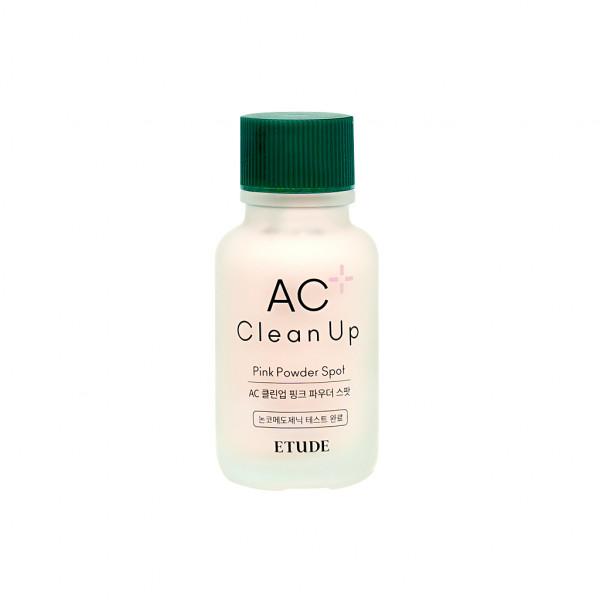 [ETUDE HOUSE] AC Clean Up Pink Powder Spot (2020) - 15ml