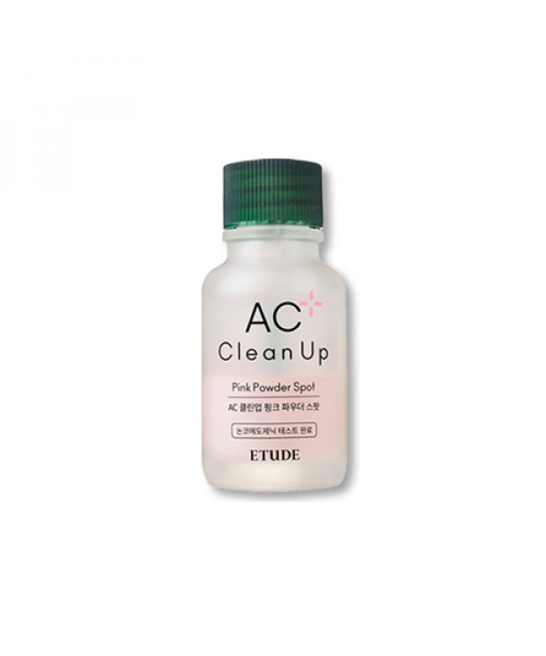 [ETUDE HOUSE] AC Clean Up Pink Powder Spot (2020) - 15ml
