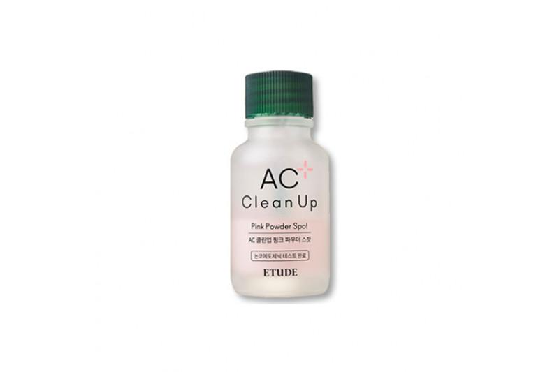 W-[ETUDE HOUSE] AC Clean Up Pink Powder Spot - 15ml x 10ea