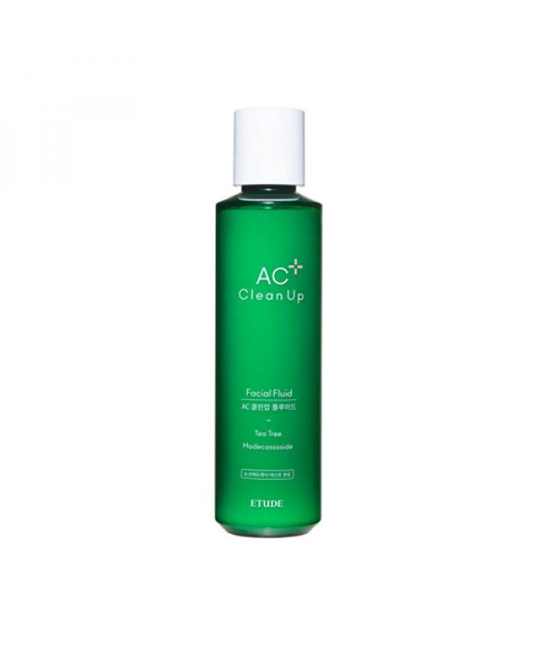 [ETUDE HOUSE] AC Clean Up Facial Fluid - 180ml