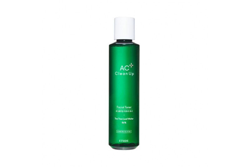 W-[ETUDE HOUSE] AC Clean Up Facial Toner - 200ml x 10ea