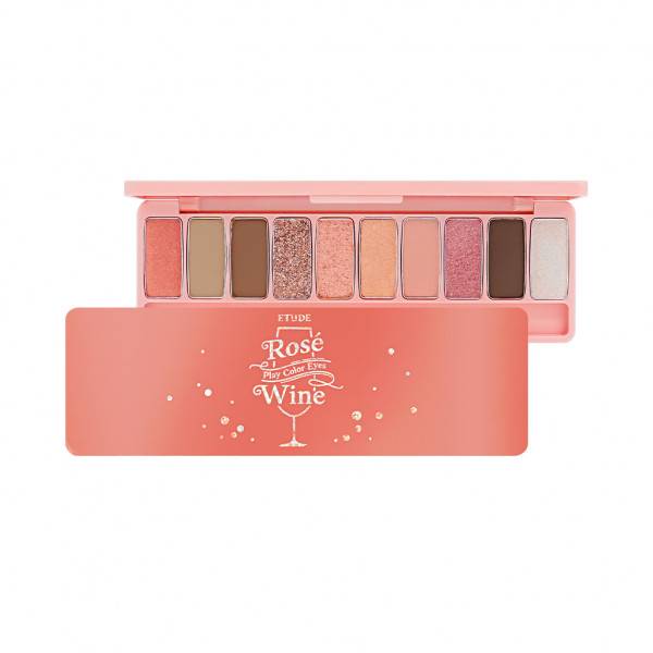 [ETUDE HOUSE] Play Color Eyes Rose Wine - 8g