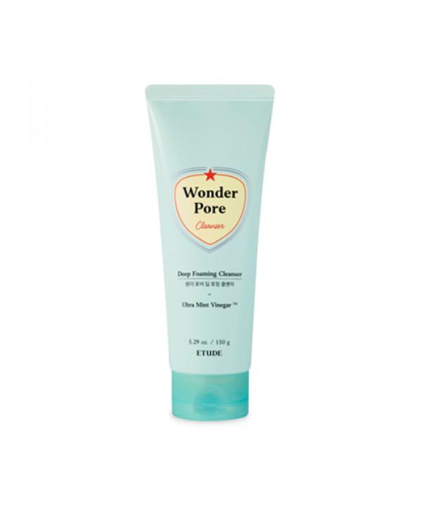 [ETUDE HOUSE] Wonder Pore Deep Foaming Cleanser (2020) - 150g