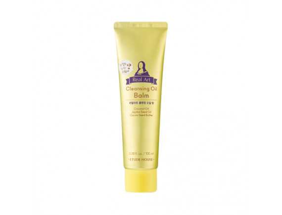 [ETUDE HOUSE] Real Art Cleansing Oil Balm - 100ml