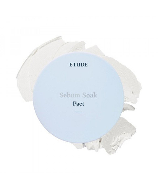 [ETUDE HOUSE] Sebum Soak Pact - 9.5g