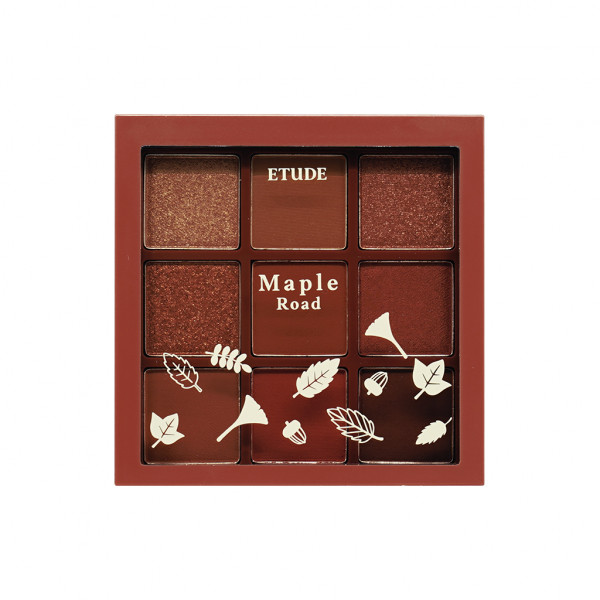 [ETUDE HOUSE] Play Color Eyes Maple Road - 8.1g