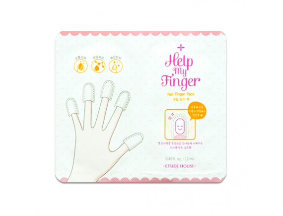 [ETUDE HOUSE] Help My Finger Nail Finger Pack (2020) - 3pcs