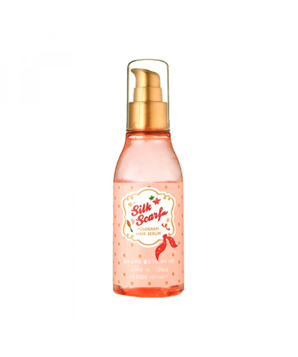 [ETUDE HOUSE] Silk Scarf Hologram Hair Serum (2020) - 120ml