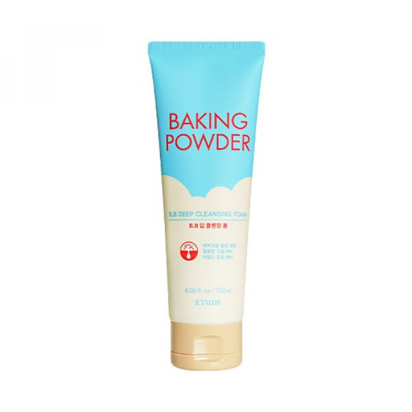 [ETUDE HOUSE] Baking Powder BB Deep Cleansing Foam (S) - 120ml