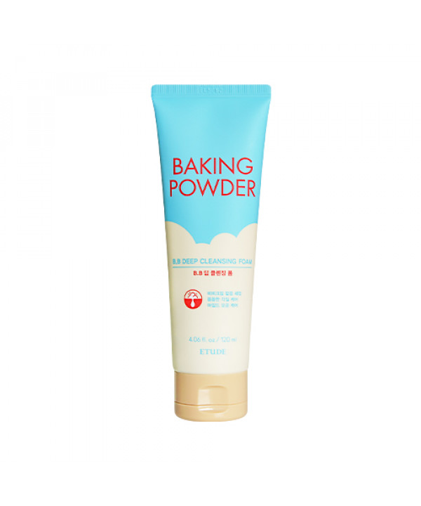 [ETUDE HOUSE] Baking Powder BB Deep Cleansing Foam (S) - 120ml