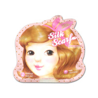 [ETUDE HOUSE] Silk Scarf Double Care Hair Mask Sheet - 1pcs