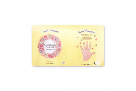 W-[ETUDE HOUSE] Hand Bouquet Rich Collagen Hand Mask Sheet - 1pcs x 10ea