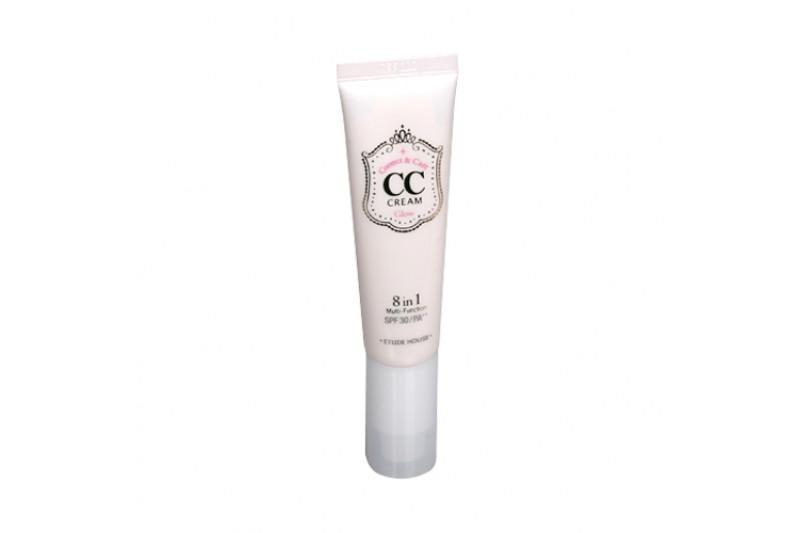 W-[ETUDE HOUSE] Correct & Care CC Cream (SPF30 PA++) x 10ea