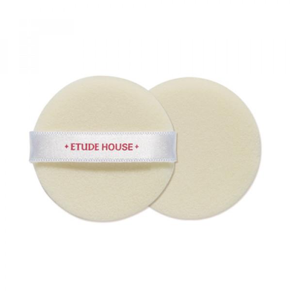 W-[ETUDE HOUSE] My Beauty Tool Pressed Powder Puff - 1pack (2pcs) x 10ea