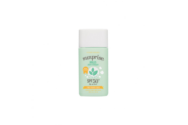 W-[ETUDE HOUSE] Sunprise Mild Airy Finish - 55ml x 10ea