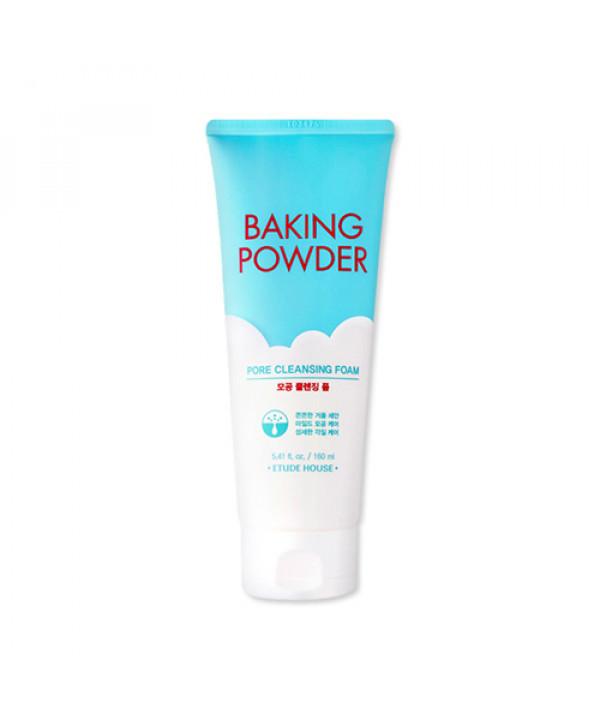 W-[ETUDE HOUSE] Baking Powder Pore Cleansing Foam - 160ml  x 10ea