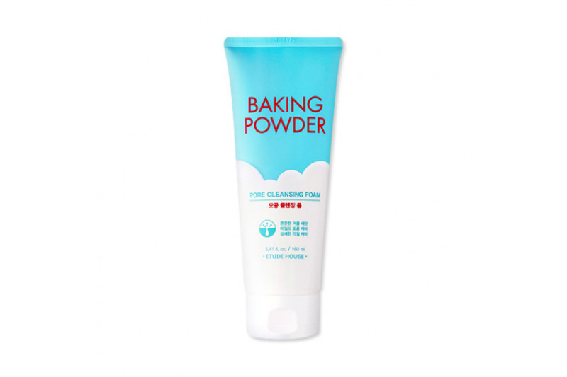 [ETUDE HOUSE] Baking Powder Pore Cleansing Foam - 160ml