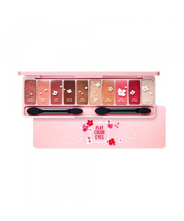 [ETUDE HOUSE] Play Color Eyes - 8g No.Cherry Blossom