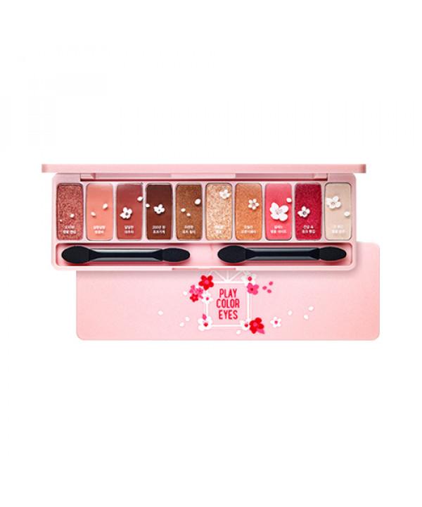 W-[ETUDE HOUSE] Play Color Eyes - 8g No.Cherry Blossom x 10ea