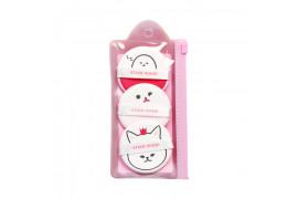 W-[ETUDE HOUSE] My Beauty Tool Air Puff Bundle - 1pack (3pcs) x 10ea
