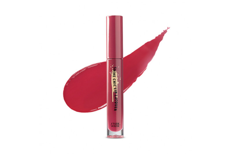 [ETUDE HOUSE] Shine Chic Lip Lacquer - 3.2g