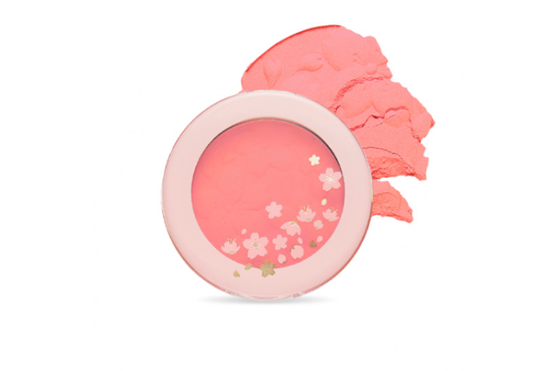 W-[ETUDE HOUSE] Blossom Picnic Blossom Cheek - 6g x 10ea