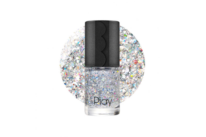 [ETUDE HOUSE] Play Nail Pearl & Glitter (Part 2) - 8ml