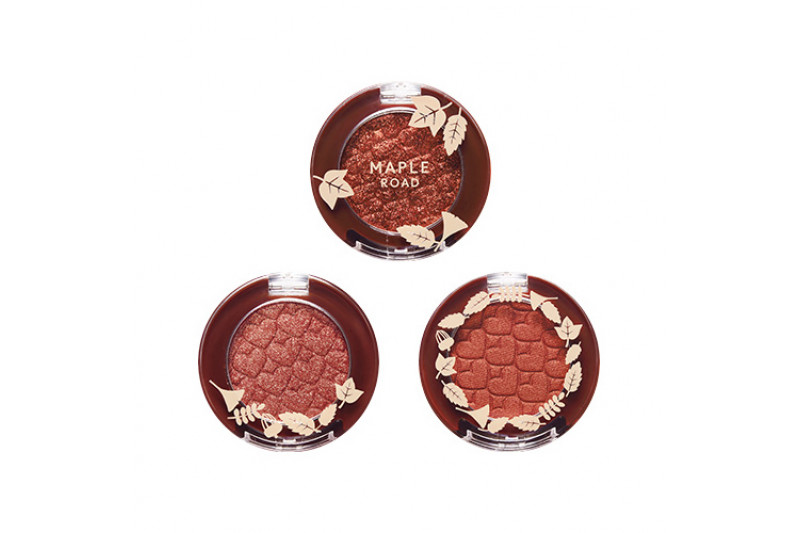 W-[ETUDE HOUSE] Look At My Eyes Jewel (Maple Road) - 2g x 10ea