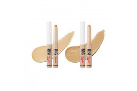 W-[ETUDE HOUSE] Big Cover Stick Concealer - 2g x 10ea