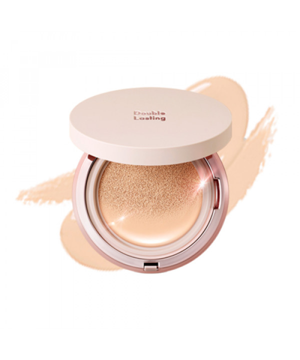 [ETUDE HOUSE] Double Lasting Cushion Glow - 15g