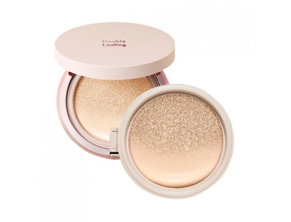 [ETUDE HOUSE] Double Lasting Cushion Glow Refill - 15g (SPF50+ PA+++)