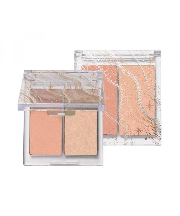 [ETUDE HOUSE] Glittery Snow Face Palette - 7.8g