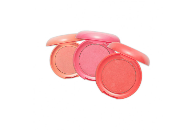 [ETUDE HOUSE] Berry Delicious Cream Blusher - 6g