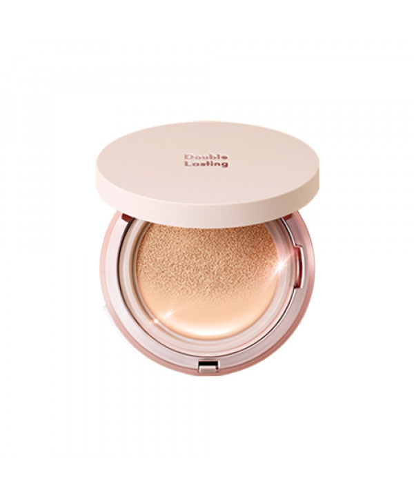 [ETUDE HOUSE] Double Lasting Cushion Glow (2021) - 15g