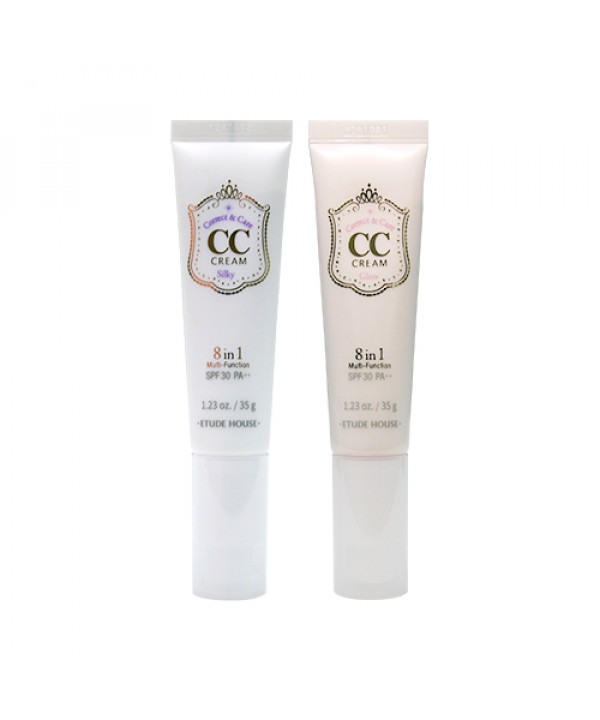 [ETUDE HOUSE] Correct & Care CC Cream (2021) - 35g (SPF30 PA++)